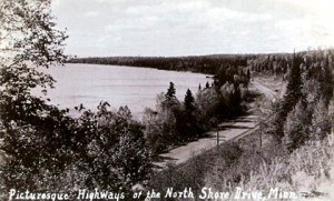Hwy 61 on the North Shore